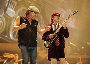 Brian and Angus