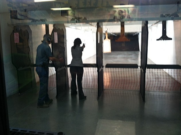 Three Sights Indoor Shooting Range
