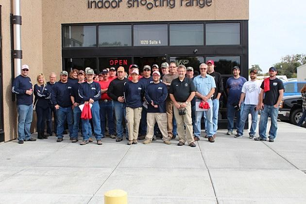 Billings Top Shot 2013 Group Photo