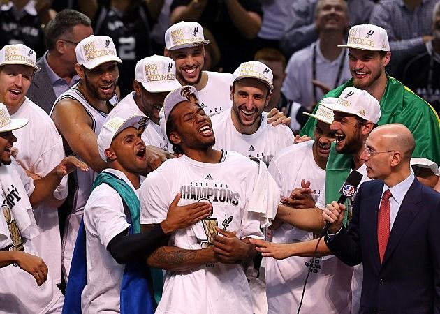 2014 NBA Finals - Game Five LRG