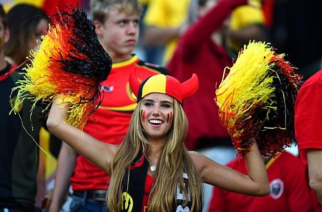 Korea Republic v Belgium: Group H - 2014 FIFA World Cup Brazil