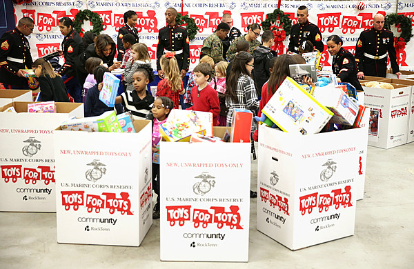 Toys For Tots Merchandise : Toys for tots billings