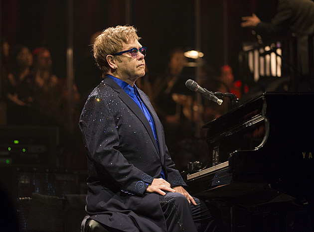 Elton John Goes Back To School: A Vision And Voices Signature Event