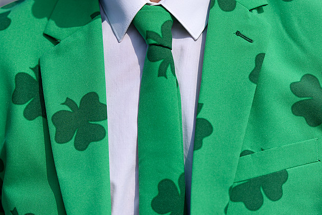 St Patrick's Day At The Cheltenham Festival